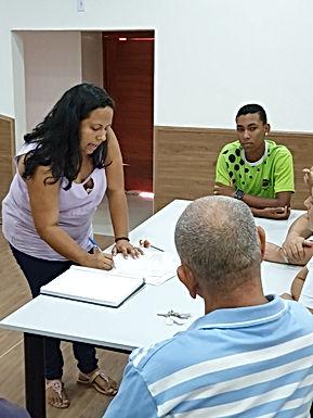 POSSE DOS NOVOS MEMBROS DO CONSELHO ESCOLAR PARA O BIENIO 2019-2021