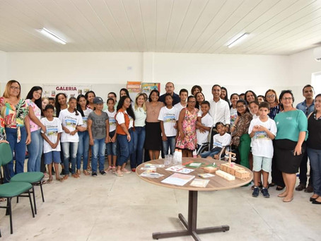 Investimento em educação - Um compromisso do prefeito Pedoca Jatobá!