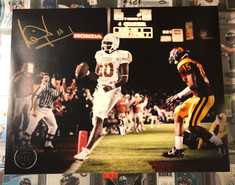 Vince Young Auto 8x10