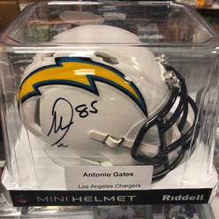 Antonio Gates Auto Mini Helmet