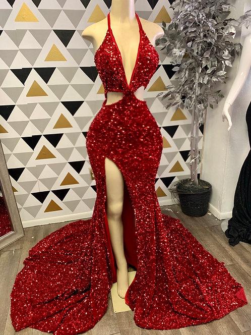 Glitz gown