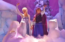 Chantons la Reine des neiges