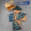 Thumbnail: Peacock Wood Coasters/Trivets