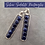 Thumbnail: Silver Sodalite Rectangles