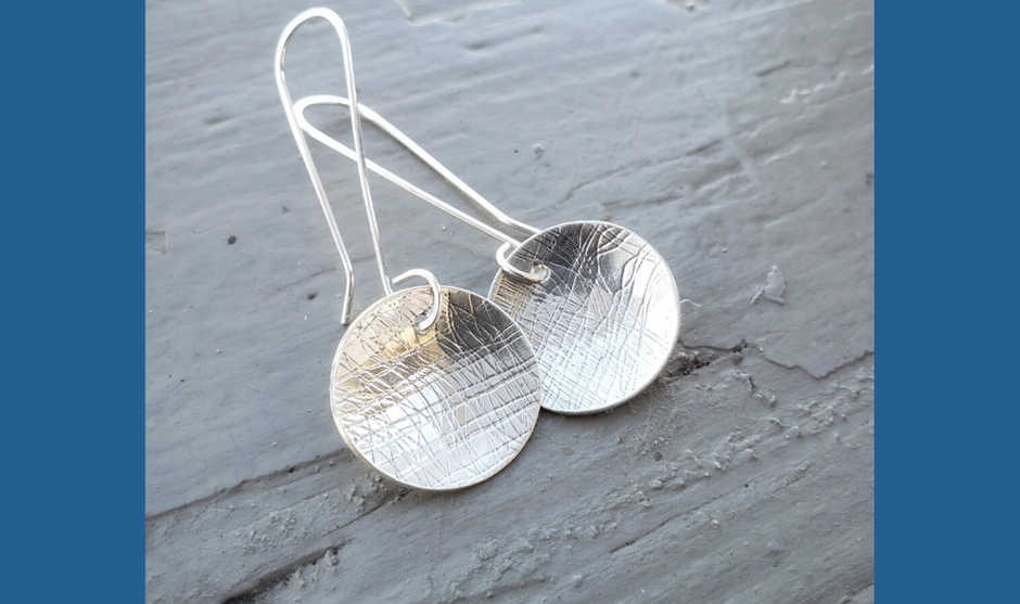 Sterling Silver Moons