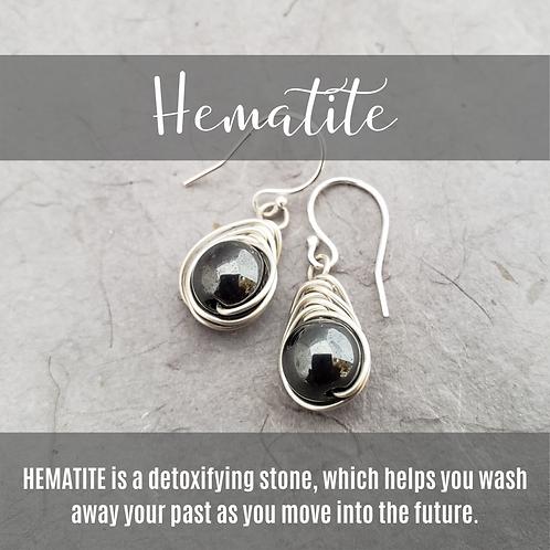 Hematite Herringbone