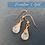 Thumbnail: Gold Moonstone Teardrops