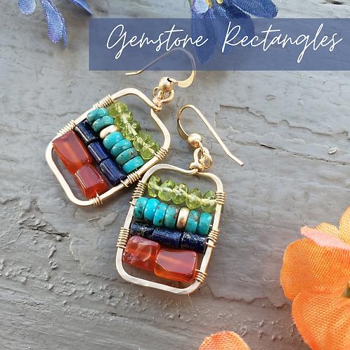Gemstone Rectangles