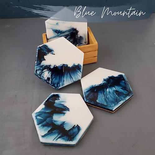 Blue Mountain Coaster/Trivets