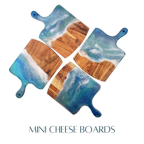 Mini Cheese Boards (Ocean)