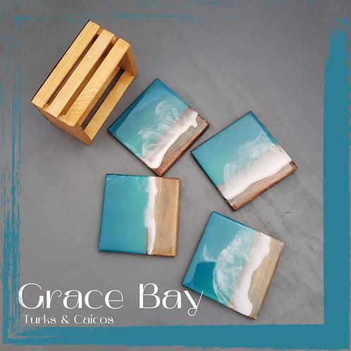 Grace Bay Coasters
