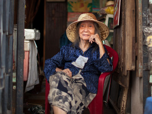Street photo in Ho Chi Minh