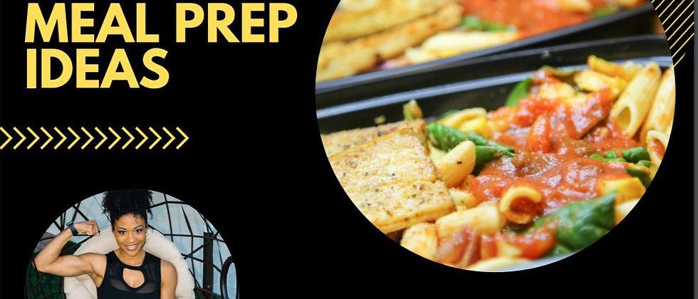 Well Fed Vo 3. Vegan Meal Prep Ideas