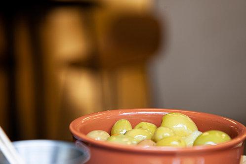 House Marinated Olives
