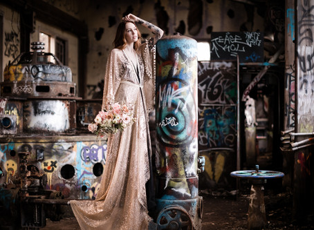 An Industrial Bride