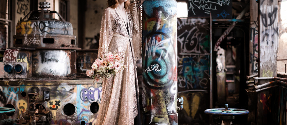 An Industrial Bride