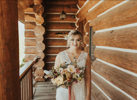 Intimate + Adventurous Mt. Shasta Elopement