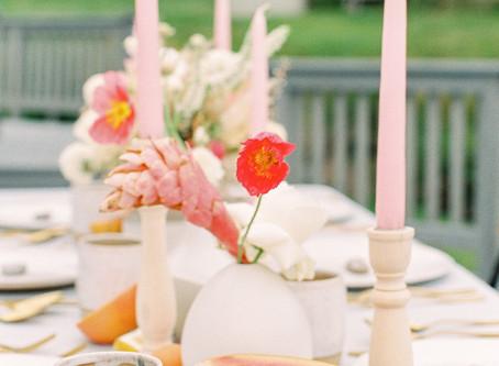 Oregon Coast Sea Winds Estate Wedding Editorial