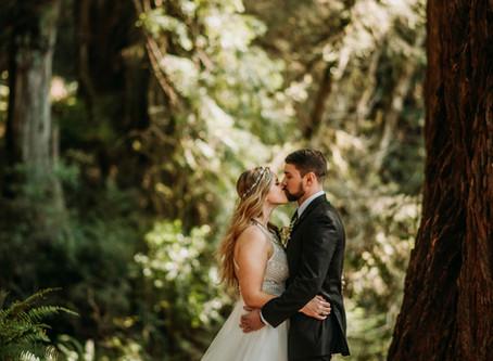 Redwoods Intimate Elopement