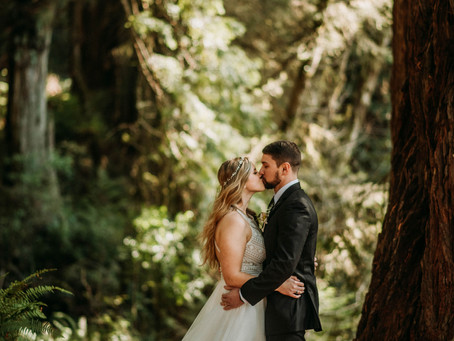 Redwoods Intimate Elopement
