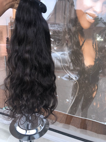 Natural Curly (Raw Collection)