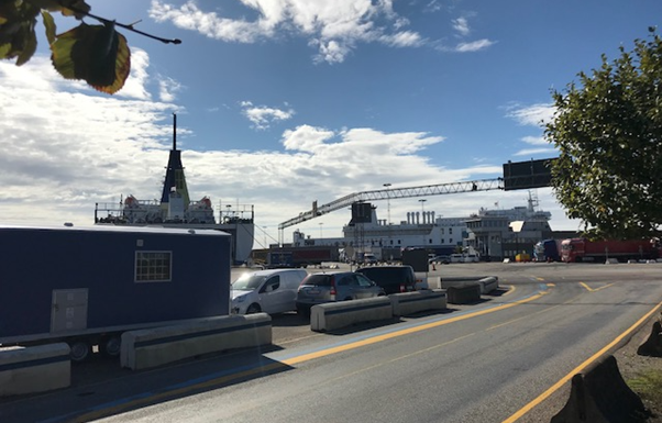 Trelleborgs hamn