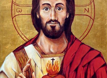 Oramos con el Corazón de Cristo - Agosto