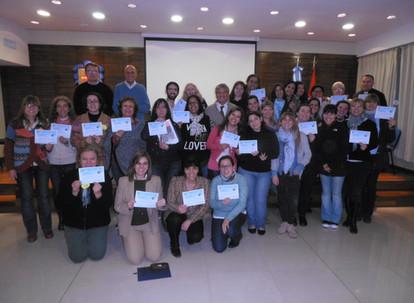Encuentro en el Carisma en Buenos Aires – Módulo II
