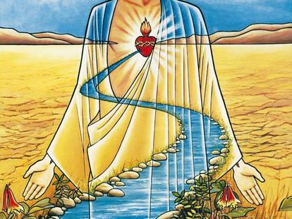 Oramos con el Corazón de Cristo - Septiembre