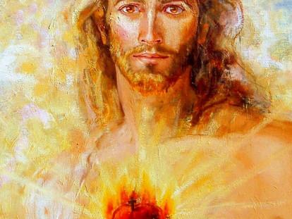 100 imágenes del Sagrado Corazón