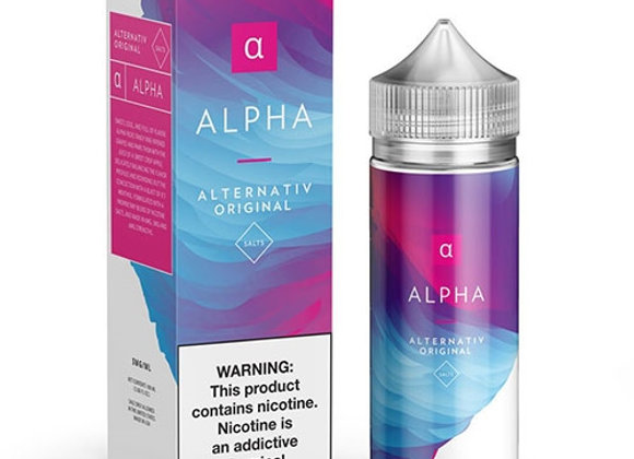 Alpha by Alternativ Eliquids 100ml