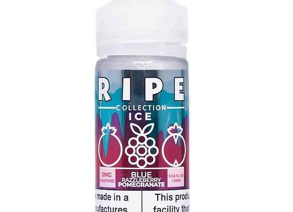 Ripe Blue Razzleberry Pomegranate Ice