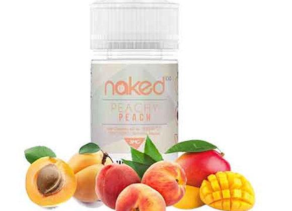 Naked Peachy Peach