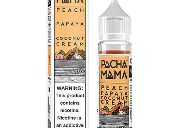Pacha Mama Peach Papaya Coconut