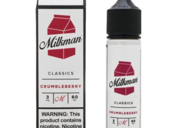 Milkman Crumble Berry