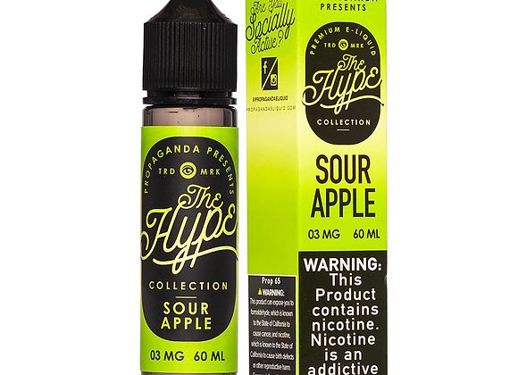 The Hype Sour Apple