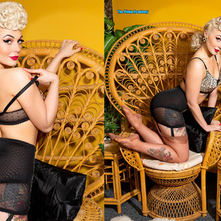 Tear Sheets - Miss Baby Daisy 1 - April