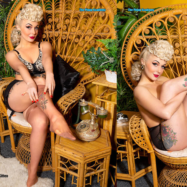 Tear Sheets - Miss Baby Daisy 2 - April