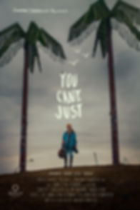You Can't, Just (POSTER, ENGLISH, NO BOX