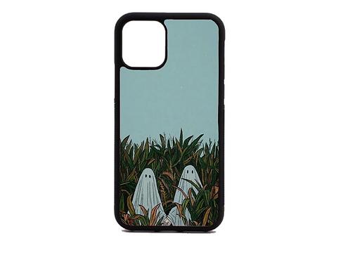 Ghost corn field phone case