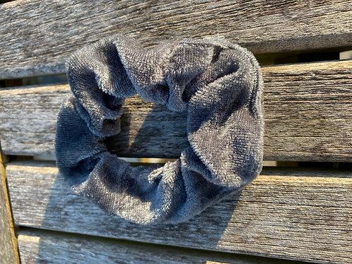 ashy  scrunchie