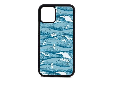 wave in the sea phone case
