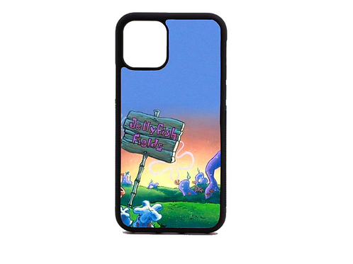 jelly fish fields phone case