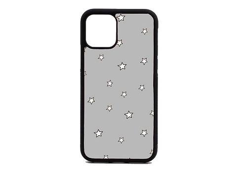 grey star phone case