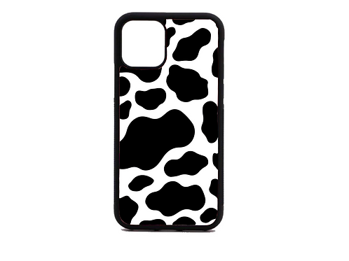 cow print phone case (multiple colors)