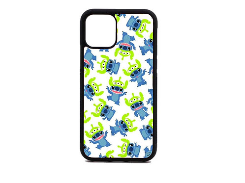 stitch alien hat phone case