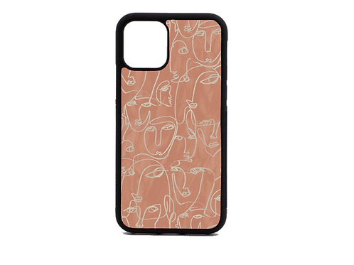 'faces' phone cases