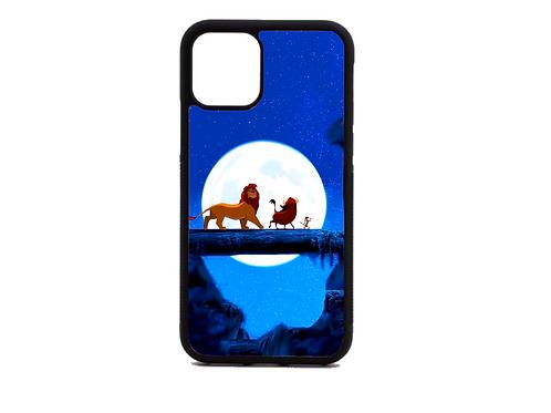 Lion king moonlight phone case