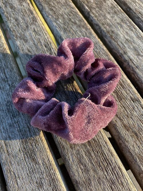 grape scrunchie