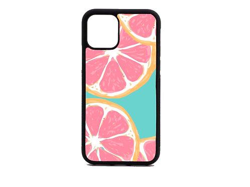 passion fruit slice phone case